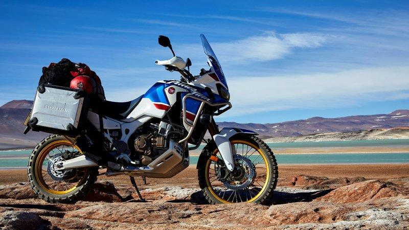 2018 - 2019 Honda Africa Twin Adventure Sports