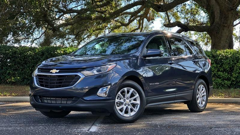 2018 Chevrolet Equinox Turbodiesel – Driven