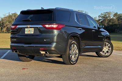 2018 Chevrolet Traverse – Driven - image 752358