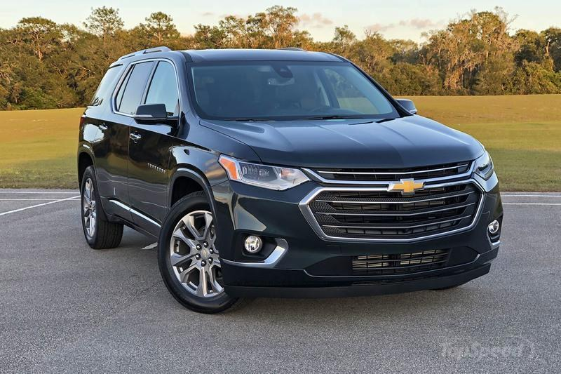 Road Trippin' in The 2018 Chevy Traverse