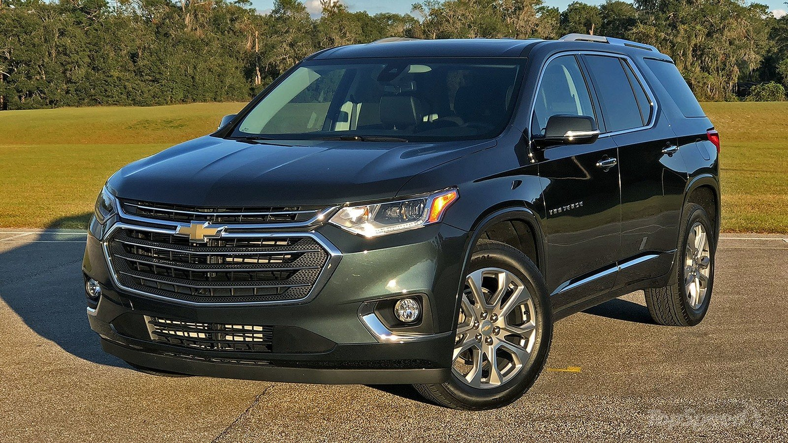 2018 chevrolet traverse driven review top speed. Black Bedroom Furniture Sets. Home Design Ideas
