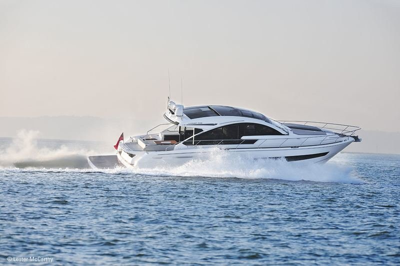 2018 Fairline Targa 53 GT