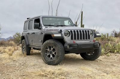 2018 Jeep Wrangler Priced at $26,995 - image 751433