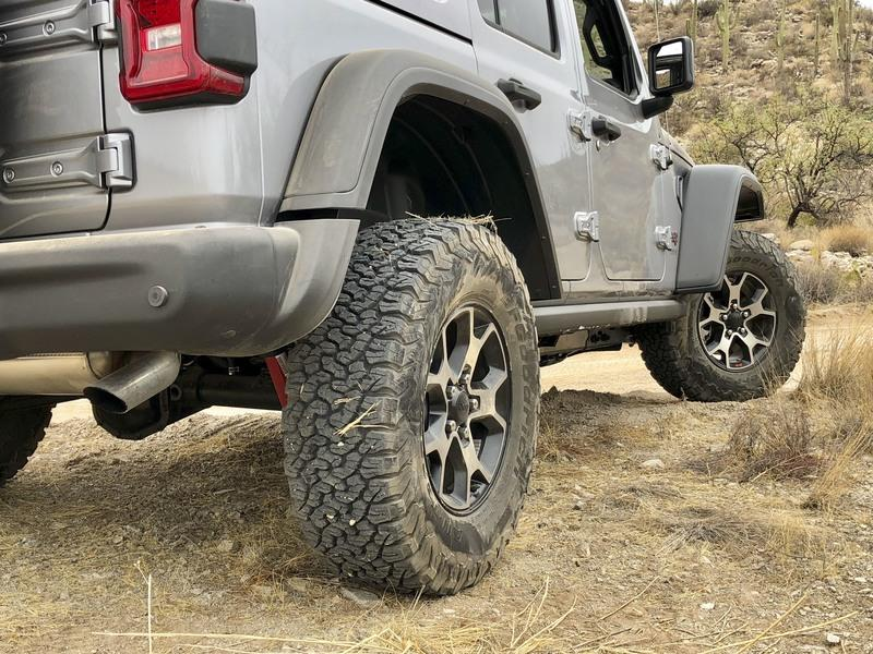 What Separates the Rubicon from the Wrangler's Other Trims Exterior - image 751462