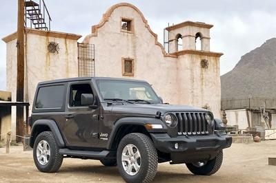 2018 Jeep Wrangler JL - First Look - image 751478