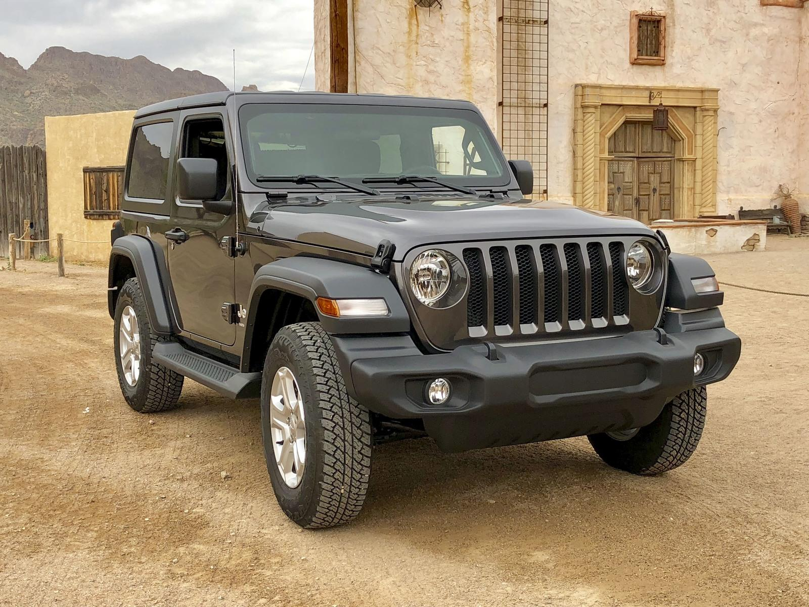 2018 Jeep Wrangler Priced At 26 995 Top Speed