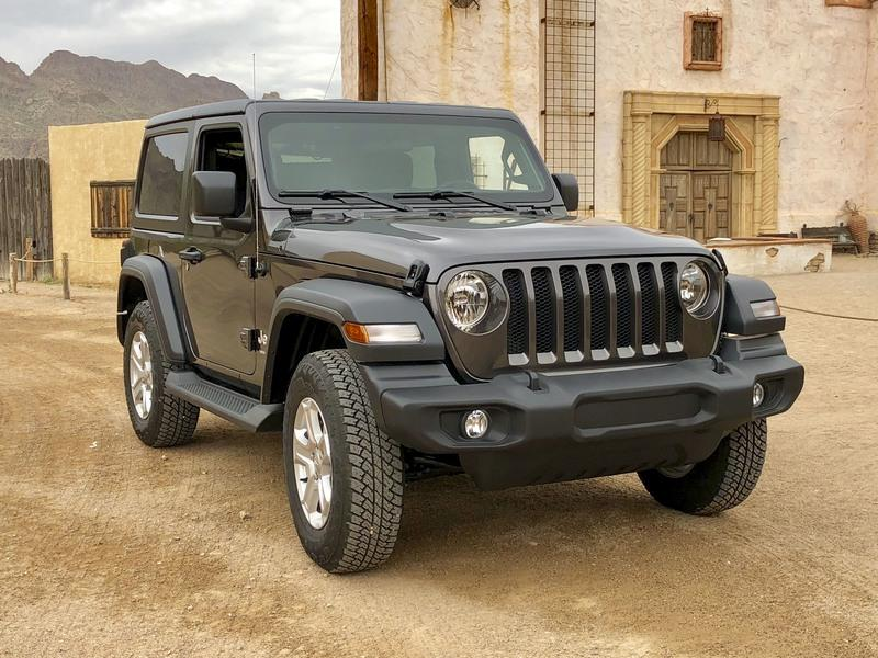 2018 Jeep Wrangler Priced at $26,995