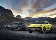 "Lamborghini Seeks to Enter the Urus in an ""All-Roads Competition"" to Demonstrate it's Capability - image 749811"