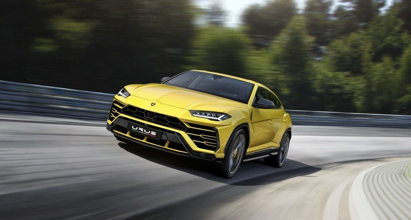 Will the Lamborghini Urus Beat the Alfa Romeo Stelvio Quadrifoglio's Lap Record around the Nurburgring?