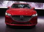 The 2022 Mazda6 Could be RWD, Feature Straight-Six Engine - image 749676