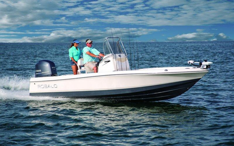 2018 Robalo 206 Cayman Exterior - image 751627