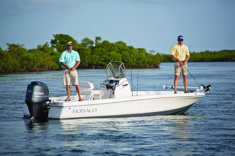 2018 Robalo 206 Cayman Exterior - image 751626