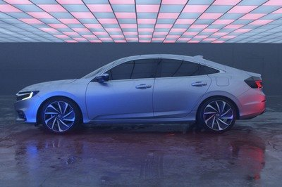 Honda Insight Returning After Four Years; Prototype Ready for Detroit Debut - image 753495