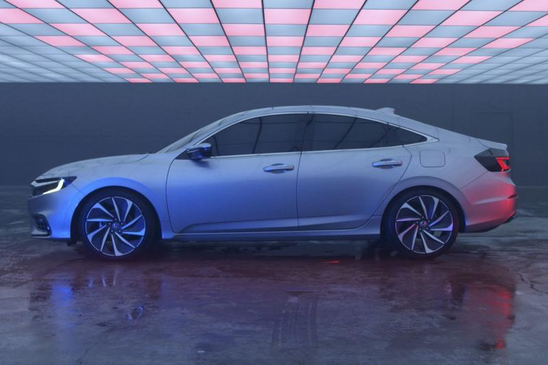 Honda Insight Returning After Four Years; Prototype Ready for Detroit Debut