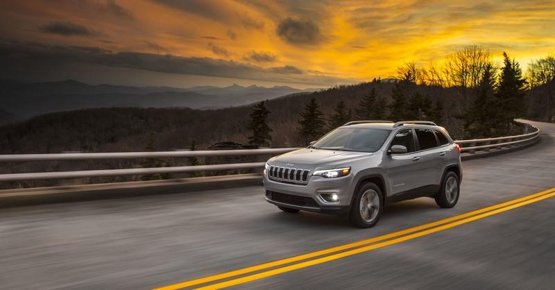 2019 Jeep Cherokee Coming to Detroit