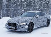 Leaked! Mercedes-AMG GT4 Revealed Ahead Of Geneva Debut - image 754898