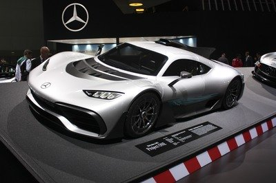 2020 Mercedes-AMG Project One - image 750146