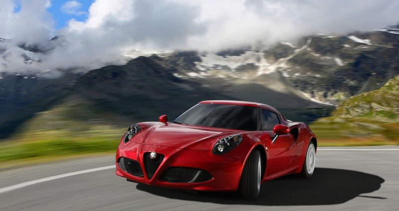 Alfa Romeo 4C Being Largely Revamped for 2019