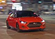 All-New 2019 Hyundai Veloster Spotted in the Wild - image 753506