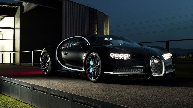Bugatti Delivers 70 Chirons This Year
