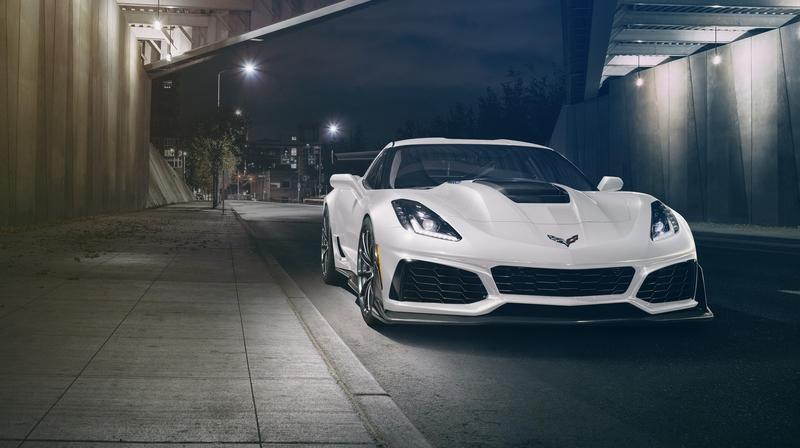 2019 Chevrolet Corvette ZR1 By Hennessey