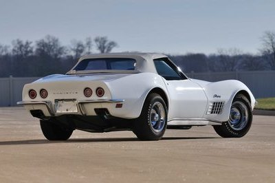 Chevrolet Corvette ZR1 Convertible: Old vs New - Almost 50 Years Apart - image 749135