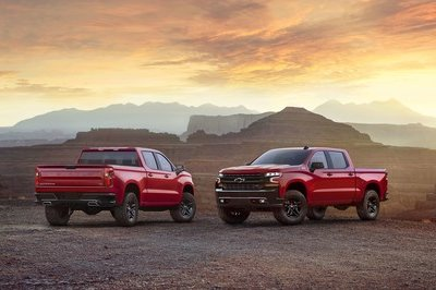Wallpaper Selections of the Day: 2019 Chevy Silverado - image 753278