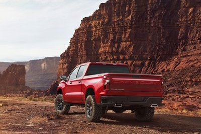Wallpaper Selections of the Day: 2019 Chevy Silverado - image 753277