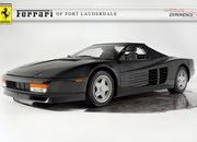 Custom-Built Ferrari Testarossa Convertible Has A History With The King of Pop - image 753907