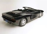 Custom-Built Ferrari Testarossa Convertible Has A History With The King of Pop - image 753921