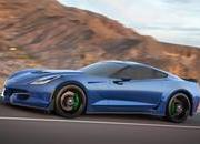 Genovation GXE, the Electric Corvette, Gets More Power for its Pre-Production Debut at CES - image 754639