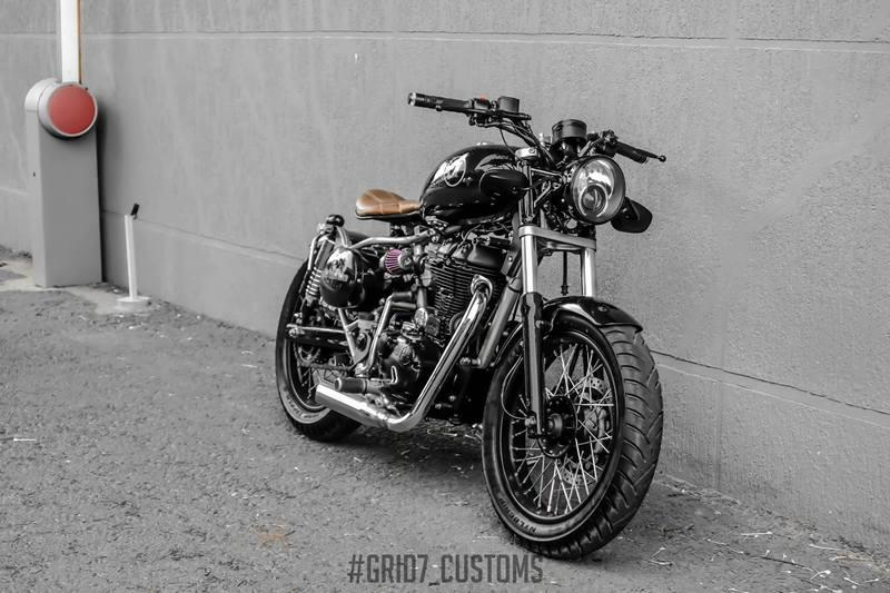 Enfield Customs worth taking the plunge for Exterior - image 752881