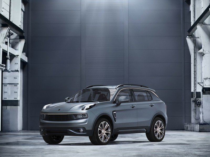 Fastest Selling Car in History is.... the Lynk & Co 01 Exterior - image 749082