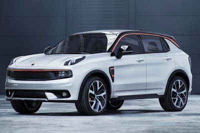 Fastest Selling Car in History is.... the Lynk & Co 01 - image 749089