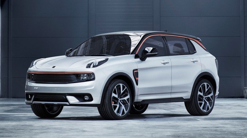 Fastest Selling Car in History is.... the Lynk & Co 01 Exterior - image 749089