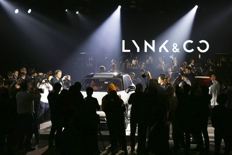 Fastest Selling Car in History is.... the Lynk & Co 01