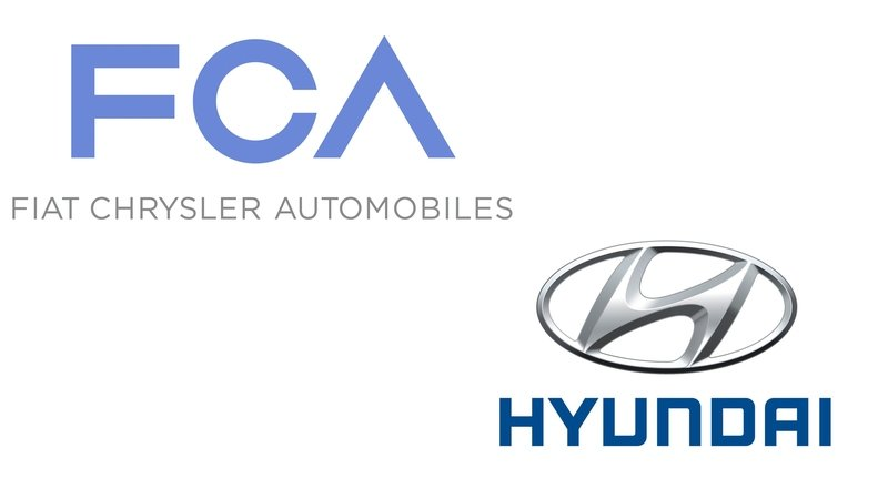 FCA and Hyundai Probably Won't Merge, but May Grow Closer Via a New Partnership