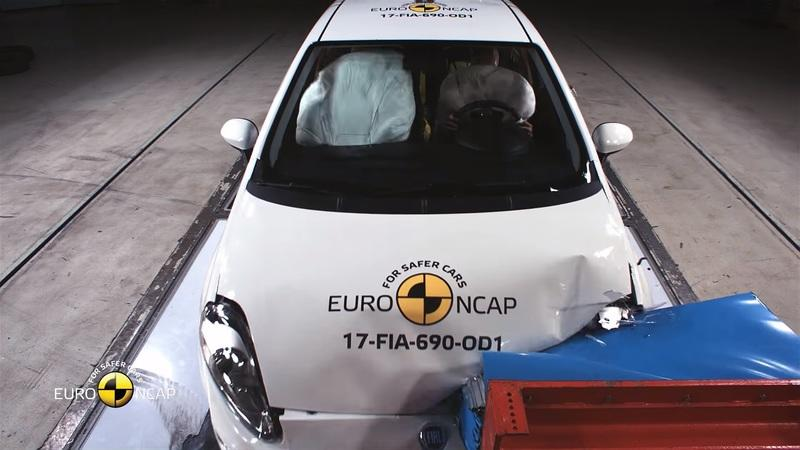 First Ever Zero Star Rating on the Euro NCAP? Don't Put Your Kids in a Fiat Punto