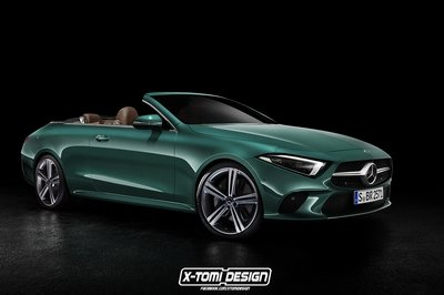 Five Cool CLS Models Mercedes-Benz Should Definitely Build - image 751362