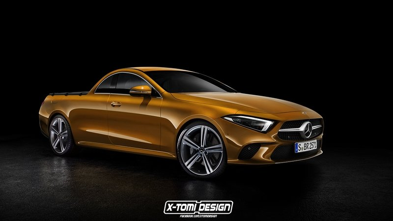 Five Cool CLS Models Mercedes-Benz Should Definitely Build