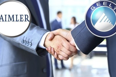 Geely Looking To Acquire Daimler AG Stock - image 753288