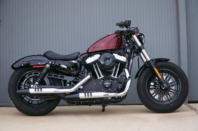 Harley-Davidson gets 'Bronx' trademarked