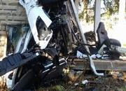 His Angel Was Riding Shotgun: Chevy Corvette Z06 Crashes into a House - image 751702