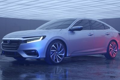 Honda Insight Returning After Four Years; Prototype Ready for Detroit Debut - image 753512