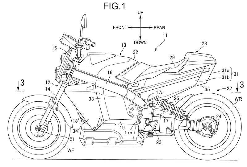 Honda might give us a motorcycle that will emit water