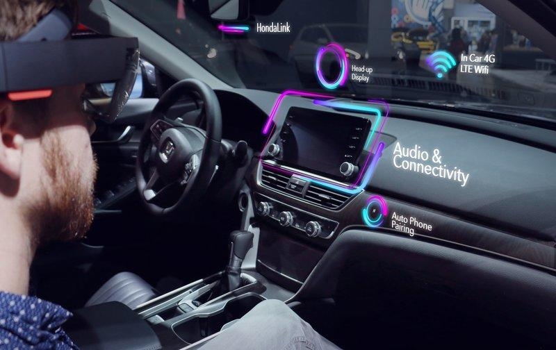 HondaLens Augmented Reality - The Future of the Dealership Experience