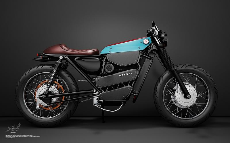 How about an E-Cafe Racer for you?