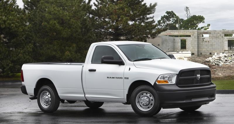 Is Ram Considering a 2000-Series Pickup To Compete with the Nissan Titan XD?