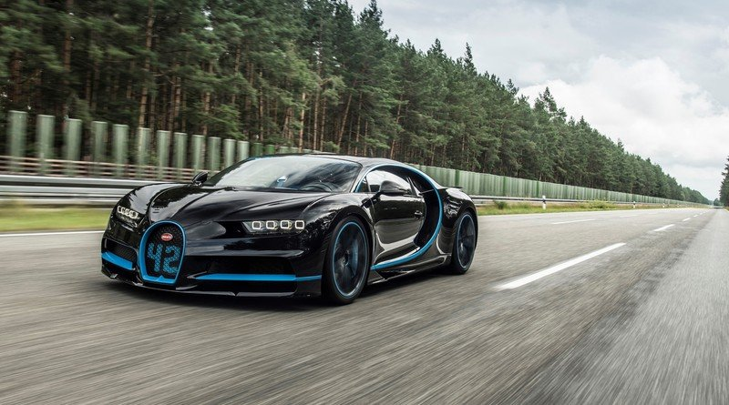 "Is Your Bugatti Chiron Being Recalled? You'll Need the ""Flying Doctor"""