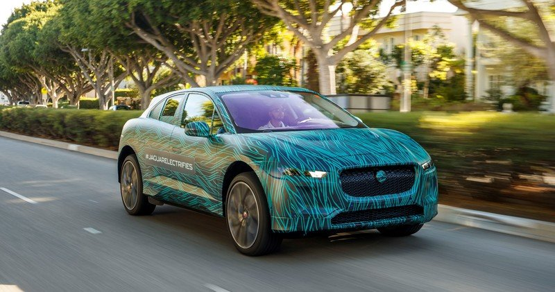 Jaguar I-Pace Confirmed For 2018 Debut